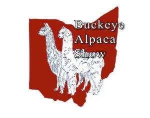 Buckeye Alpaca Show Logo