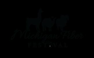 Michigan Fiber Festival Logo