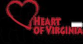 The Heart of Virginia Alpaca Show Logo